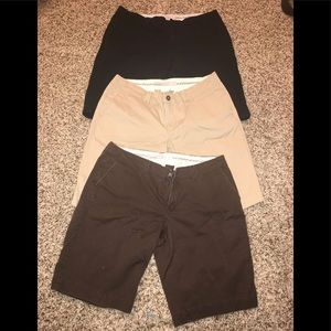 Old Navy walking shorts size 10